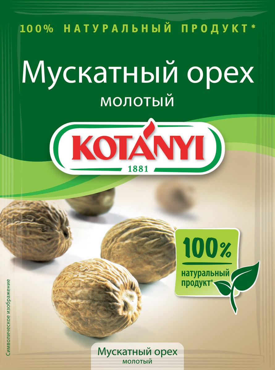 Kotanyi Мускатный орех молотый, 18 г