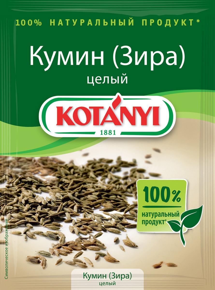Kotanyi Кумин (зира) целый, 20 г159811Все началось в 1881 году, когда Януш Котани основал мельницу по переработке паприки. Позже добавились лучшие специи и пряности со всего света. Как в те времена, так и сегодня. Используются только самые качественные ингредиенты для создания особого вкуса Kotanyi. Прикоснитесь и вы к источнику такого вдохновения! Кумин обладает сладковатым вкусом и приятным ароматом, который полностью раскрывается в процессе приготовления. Целый или свежемолотый кумин Kotanyi - это незаменимая пряность для ваших блюд! Прекрасно подходит для приготовления свинины, баранины, овощей, а также для блюд среднеазиатской и индийской кухни.
