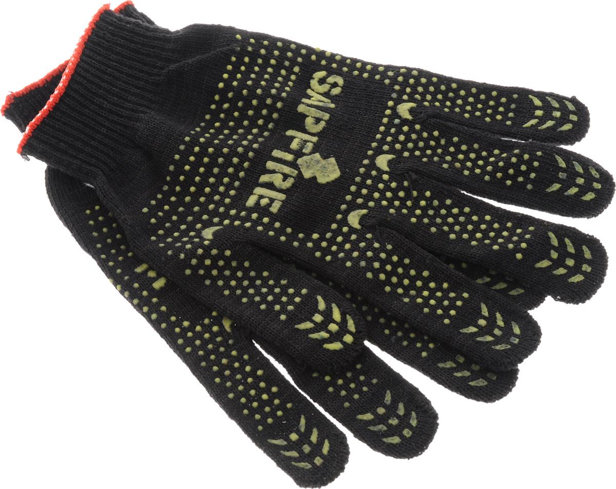 Перчатки Sapfire СтандартACM-1008Перчатки Sapfire Стандарт характеризуются плотностью вязки и совокупной толщиной хлопчатобумажной и смесовой нити. Благодаря полимерному покрытию обеспечивается дополнительная стойкость к истиранию и защита от скольжения. Манжеты на резинке плотно обхватывают запястья. Мягкие перчатки удобно сидят по руке, не соскальзывая и не отвлекая от работы.