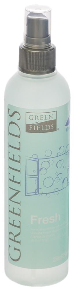 Спрей-лосьон для устранения запаха Greenfields Fresh Свежесть, 250 мл5060016153393Спрей-лосьон Fresh Свежесть Greenfilds для устранения запаха животных, который действует на молекулярном уровне. Создан на основании натуральных компонентов, подаренных самой природой. Гипоаллергенен, не имеет резких запахов. Идеально подходит для устранения запаха в помещении, на тканях, в автомобиле. Придаёт и сохраняет приятный аромат в течение длительного времени, содержит натуральные дезодорирующие компоненты. Подходит для использования как в присутствии животных, так и без. Не оставляет пятнен на тканях и твёрдых поверхностях. Полностью устраняет неприятный запах от животных на молекулярном уровне.