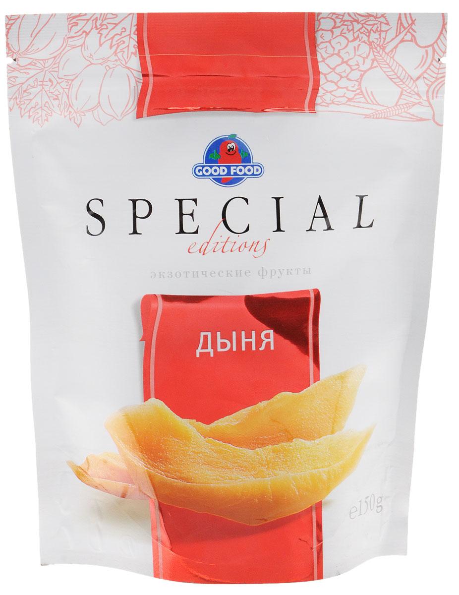 Good Food Special дыня сушеная, 150 г 4620000673255