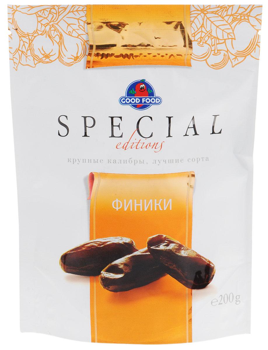 Good Food Special финики, 200 г