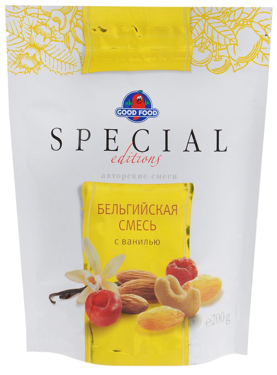 Good Food Special бельгийская смесь с ванилью, 200 г