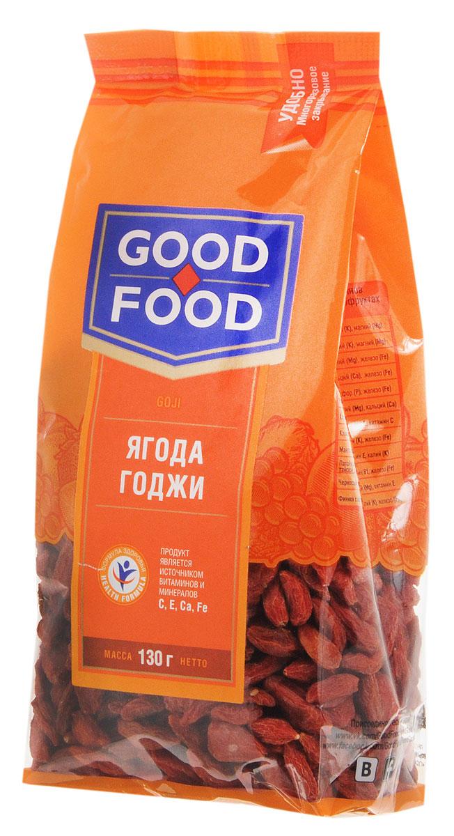 Good Food ягоды годжи, 130 г
