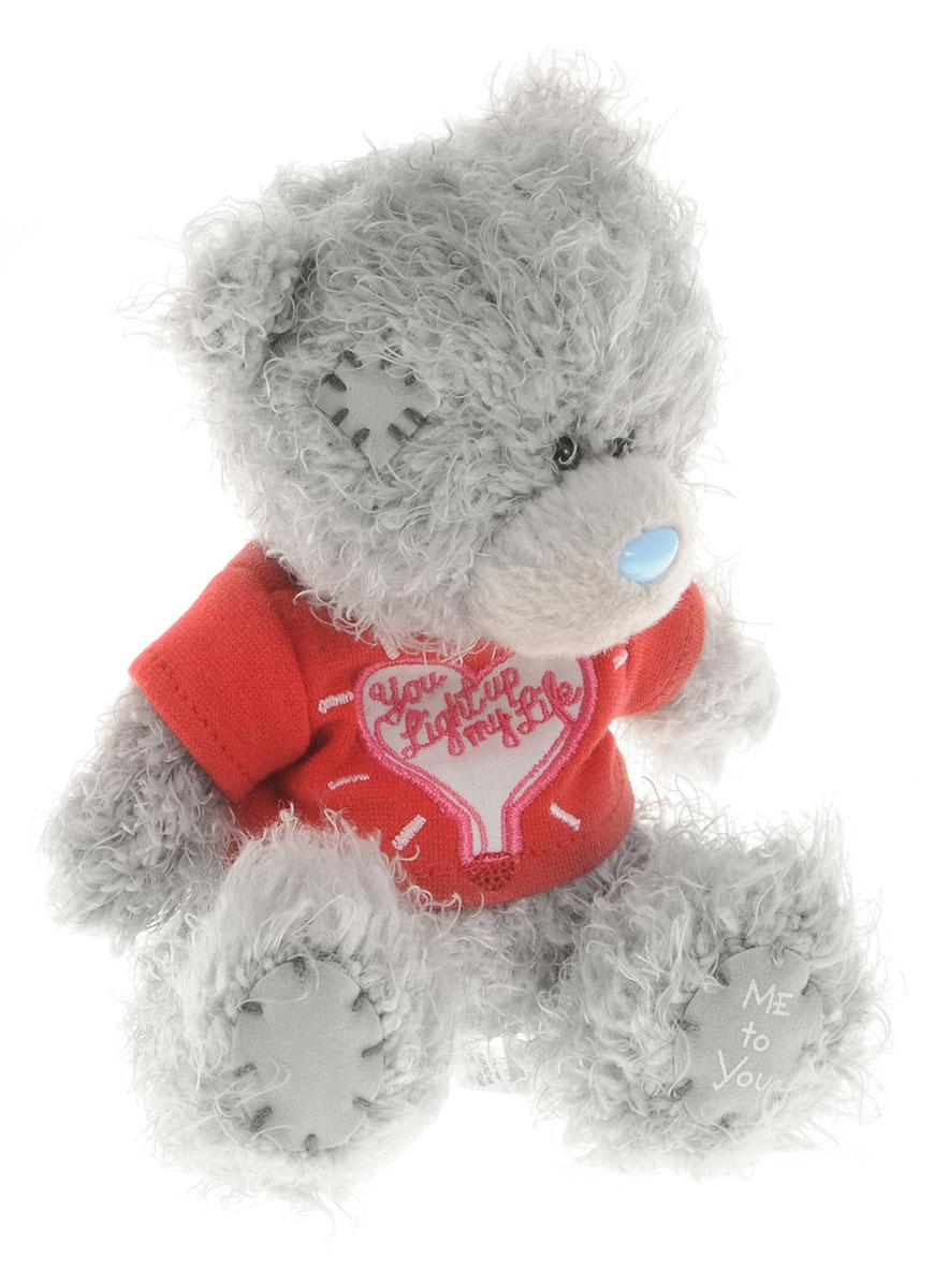 Me to You Мягкая игрушка Мишка Тедди в футболке 13 см