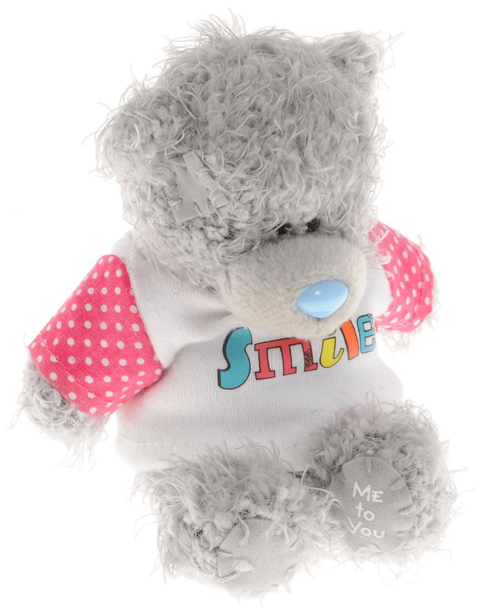 Me to You Мягкая игрушка Мишка Тедди в футболке 10 см G01W3577