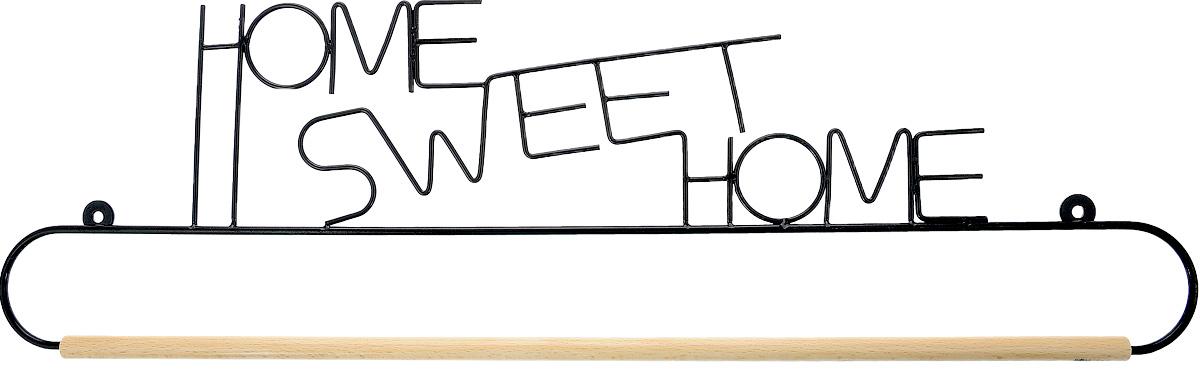 Хангер фигурный Hemline, для панно из квилтинга и вышивки, 51 см. ERQH32.20BLKERQH32.20BLKФигурный хангер Hemline предназначен для работы с панно из квилтинга и вышивки. Изделие выполнено из прочного металла и натурального дерева. Чтобы открыть хангер, вытяните конец проволоки из деревянного дюбеля, закрепите панно, вставьте конец проволоки обратно в деревянный дюбель. Закрепите хангер на стене с помощью винтов (в комплект не входят).