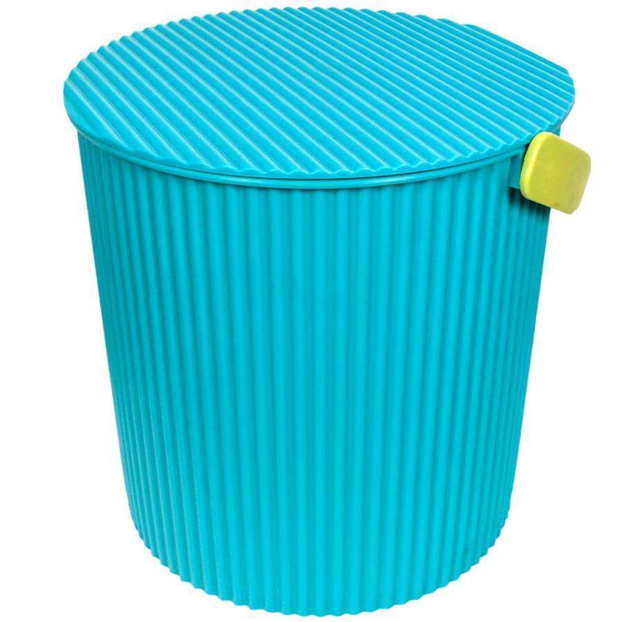 Ведро-стул Изумруд Bambini, цвет: морская волна, 10 л105-морская волнаВедро-стул Изумруд Bambini выполнено из прочного пластика. Изделие может быть использовано, как стул где-нибудь на природе, как ведро для дома, для рыбалки, для похода. Имеет множество ребер жесткости, которые обеспечивают ему дополнительную прочность. Интересный дизайн впишется в любой интерьер дома, офиса, дачи и сделает его более оригинальным. Диаметр (по верхнему краю): 26 см. Высота: 26 см. УВАЖАЕМЫЕ КЛИЕНТЫ! Обращаем ваше внимание на то, что цвет ручки может меняться в зависимости от прихода товара на склад.