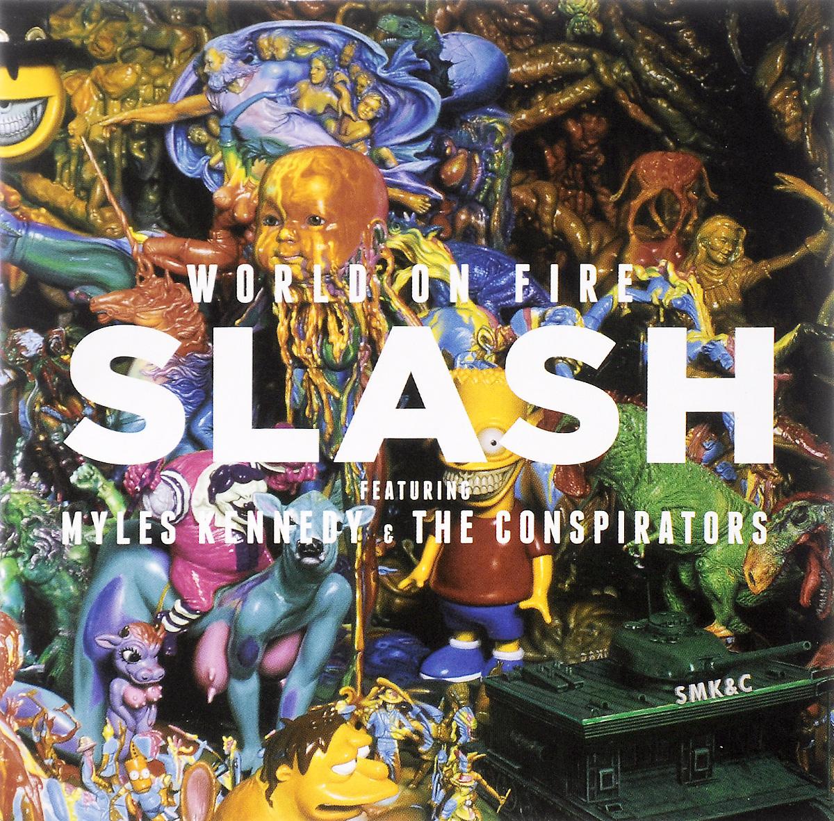 Издание содержит иллюстрированный 8 -страничный буклет с текстами песен на английском языке.