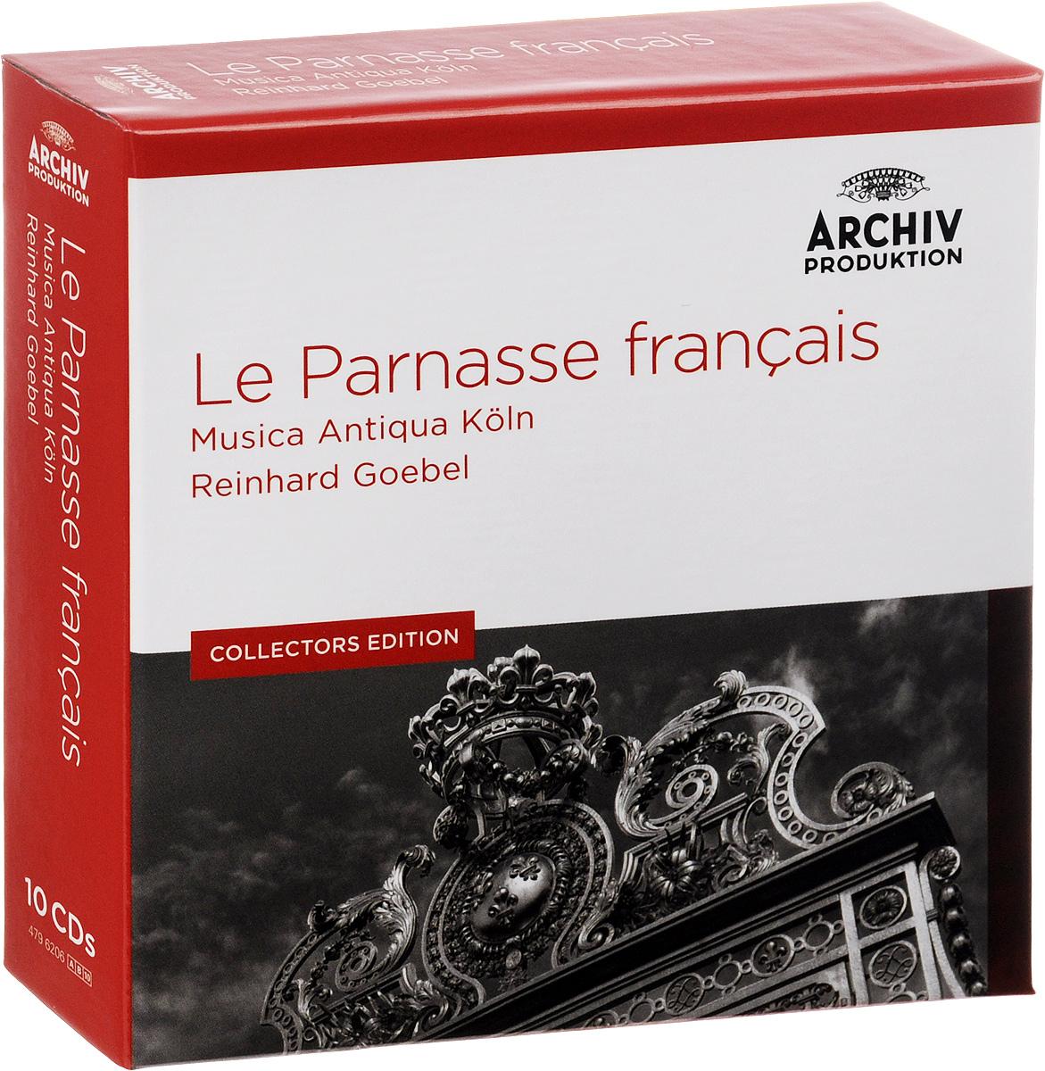 К изданию прилагается 32-страничный каталог с анонсами издательства и 20-страничный буклет со списком треков и дополнительной информацией на английском, немецком и французском языках.