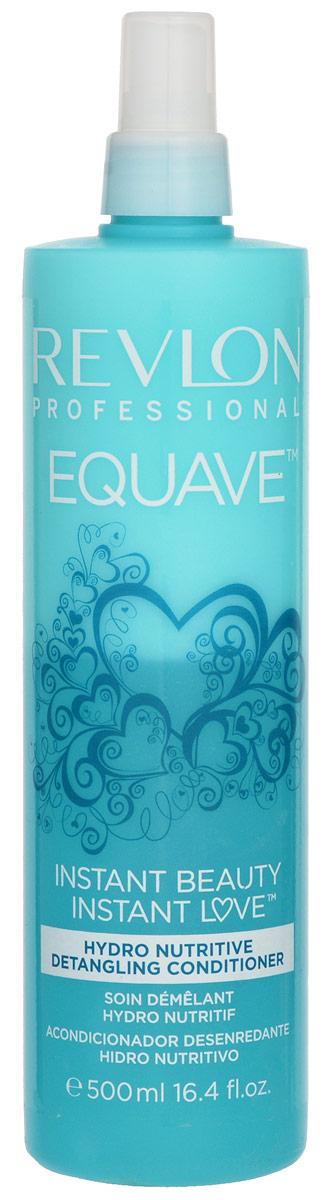 Revlon Professional Equave Несмываемый разглаживающий кондиционер увлажняющий и питающий Instant Beauty7221920000