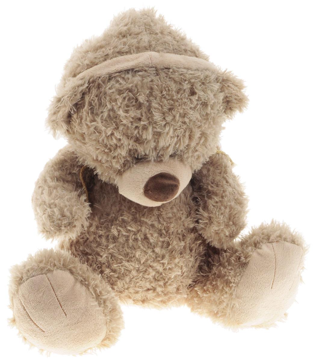 Sonata Style Мягкая игрушка Медведь в капюшоне 40 смGT8312Мягкая игрушка Sonata Style Медведь в капюшоне станет лучшим другом для любого ребенка. Игрушка изготовлена из безопасных, приятных на ощупь текстильных материалов в виде очаровательного медвежонка с капюшоном. У игрушки черные глазки-пуговки и мягкий носик. С такой игрушкой ребенок будет с удовольствием не только играть, но и сладко засыпать. Удивительно мягкая игрушка принесет радость и подарит своему обладателю мгновения нежных объятий и приятных воспоминаний.
