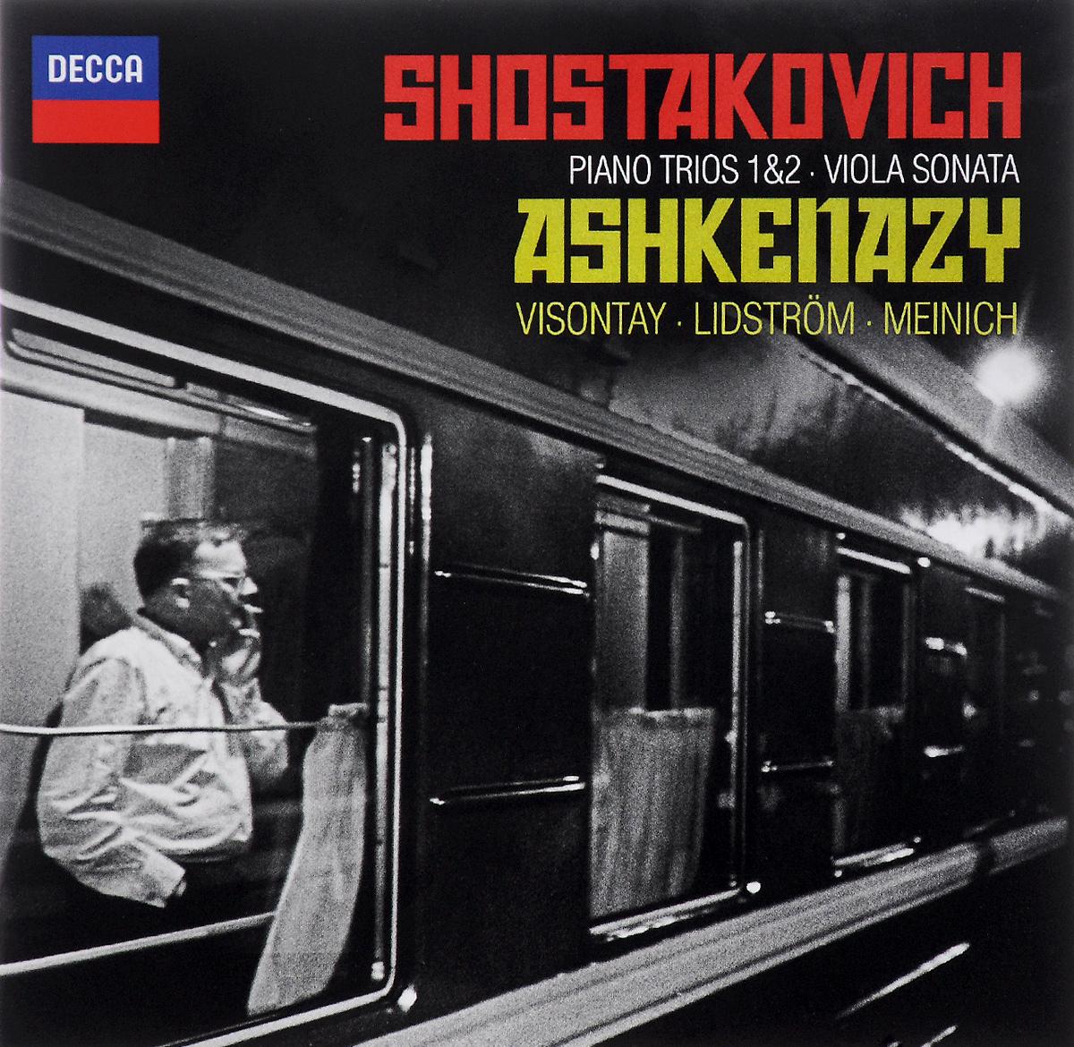 Shostakovich. Piano Trios 1 & 2 Viola Sonata
