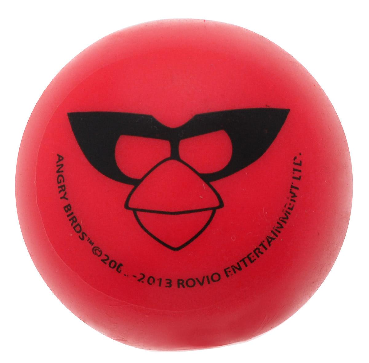 Angry Birds Игрушка-мялка цвет красный35743-0000012-00Игрушка-мялка Angry Birds - это антистрессовая игрушка-мялка, выполненная в виде персонажа всеми любимой игры Angry Birds. Игрушка изготовлена из мягкого полимера, благодаря чему она легко изменяет форму и структуру при приложении к ней физической силы, а затем принимает первоначальный вид. Игрушка-мялка способствует развитию мелкой моторики пальцев рук, развивает творческое мышление, укрепляет кистевые мышцы рук, создает позитивный эмоциональный фон и является замечательным антистрессом. Порадуйте своего ребенка таким замечательным подарком!