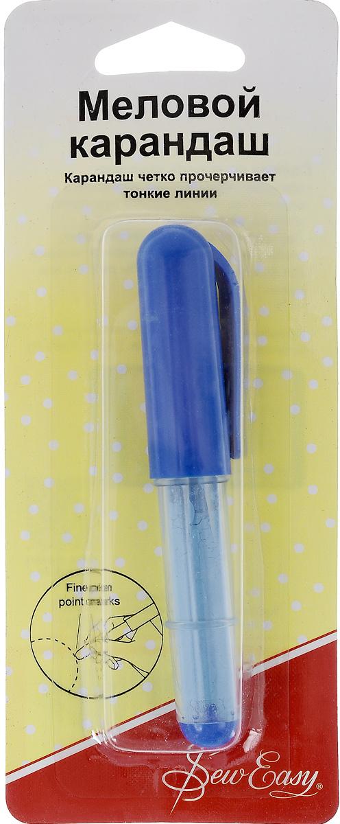 Карандаш меловой Hemline, c колесиком, цвет: голубойER868.BLМеловой карандаш Hemline наносит тонкие линии, благодаря легко вращающемуся колесику. Используется при раскрое мелких и крупных деталей, разметке петель и прорезей, надсечек. Карандаш отлично ложится в руку, что позволяет удобно рисовать разметку. Ручка карандаша наполнена порошкообразным мелом. Линии легко удаляются влажной салфеткой. Перед использованием слегка встряхните карандаш, чтобы меловой порошок не сбивался в комки. Возможна замена стержня (продается отдельно). Длина карандаша: 10,5 см.