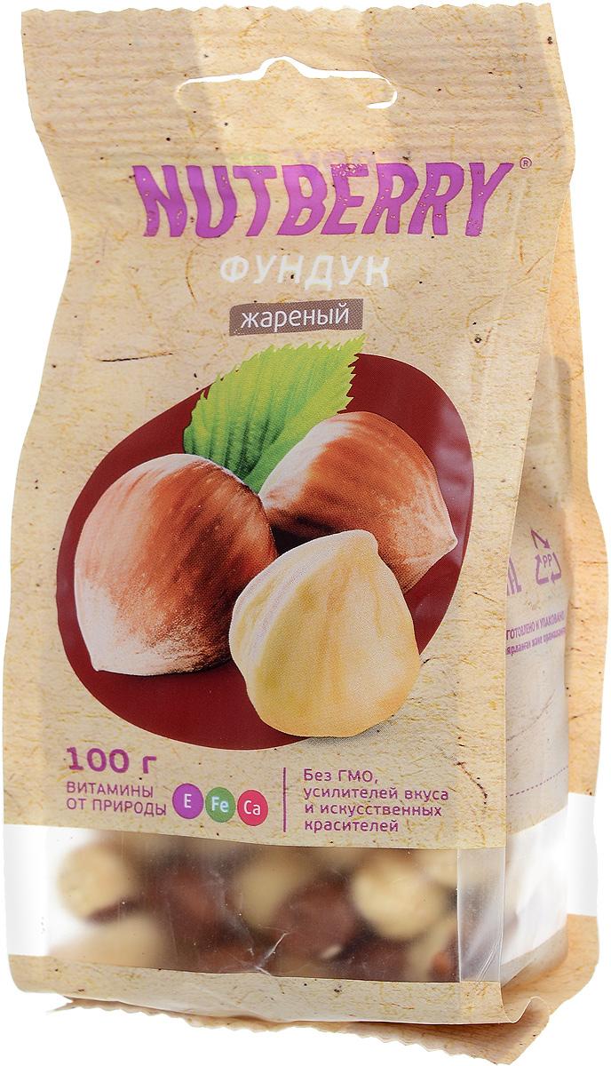 Nutberry фундук жареный, 100 г