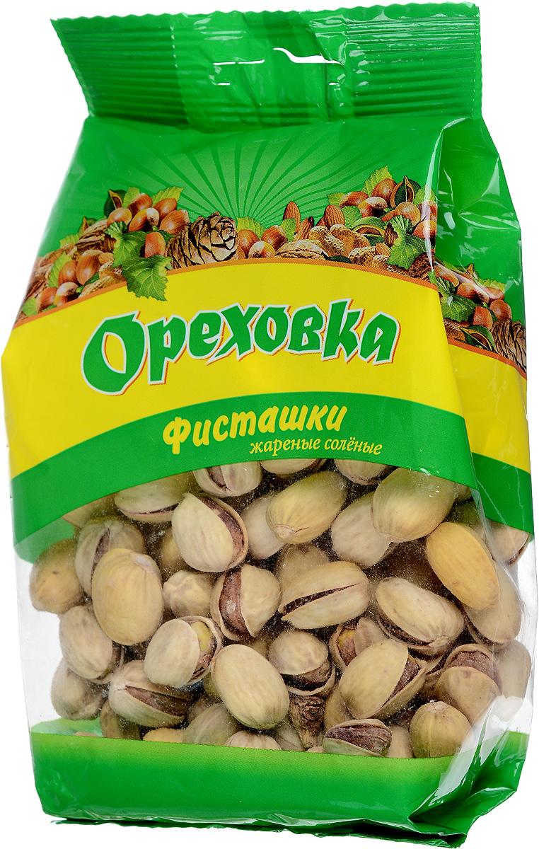 Ореховка фисташки жареные соленые, 190 г