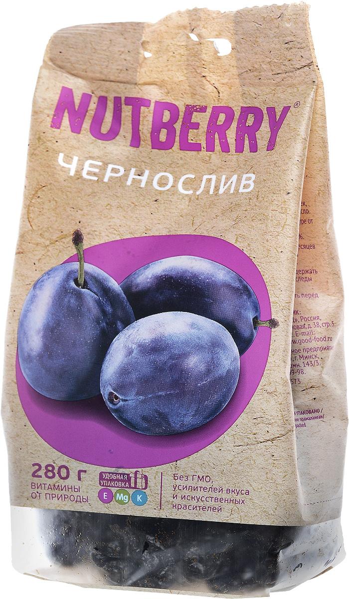 Nutberry чернослив, 280 г