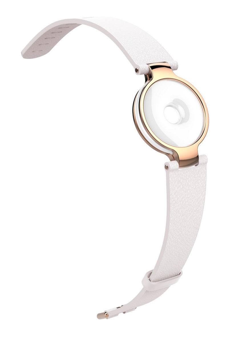 Фитнес-браслет Xiaomi Mi Band Amazfit, цвет: белый1005302Фитнес браслет Xiaomi Mi Band Amazfit Изысканный и элегантный фитнес-трекер от Xiaomi. Простой строгий дизайн, крепится при помощи сменного ремешка. Xiaomi уже представила массу вариантов ремешков всевозможных цветов и форм и для мужчин, и для женщин. Благодаря своей уникальной и изящной форме, AmazFit можно носить как кулон, что делает его пригодным для всех случаев жизни: для тренировок, работы, вечеринки. Фитнес-трекер отслеживает физическую активность, хранит, систематизирует и отправляет на смартфон соответствующие данные. Кроме того, устройство может использоваться в качестве будильника, способного отслеживать фазы сна владельца и будить его в соответствии с ними. Основными компонентами, из которых состоит браслет Xiaomi AmazFit, являются датчик движения и чип Bluetooth 4.0. Питается браслет за счёт батареи в 15мАч, а ультра-низкое энергопотребление гарантирует беспрерывную работу AmazFit на протяжении 10 дней без подзарядки!
