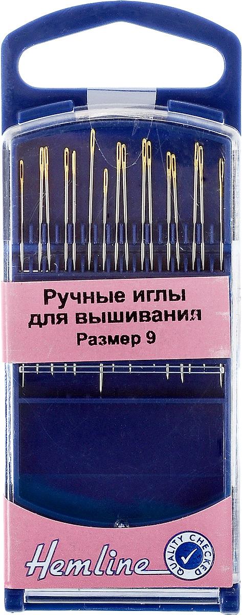 Иглы ручные для вышивания
