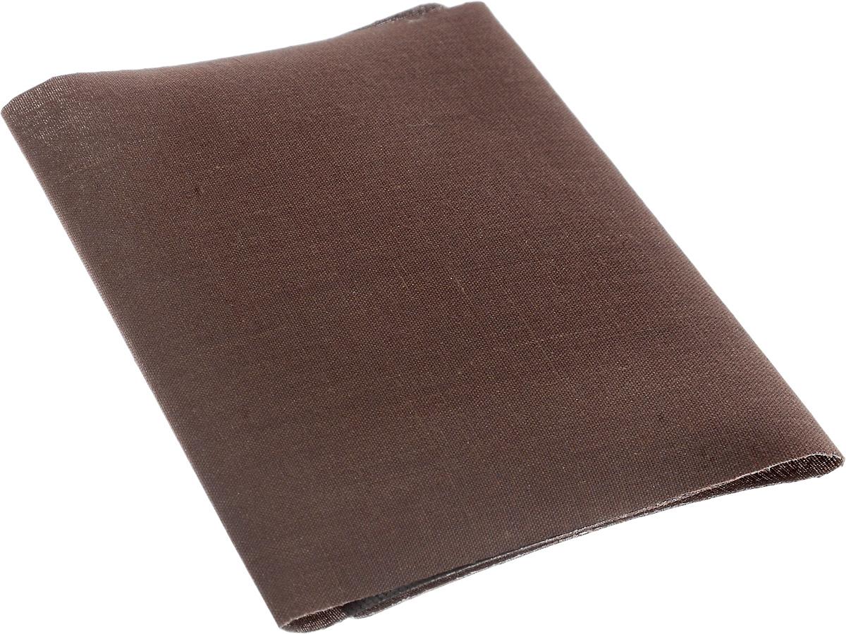 Термозаплатка Hemline, цвет: коричневый, 24 х 9 см691.BRТермозаплатка Hemline, изготовленная из поликоттона (хлопок, полиэстер), применяется для отделки и ремонта предметов одежды, домашнего текстиля и аксессуаров. Не предназначена для пластика, нейлона и вискозы. Прикрепляется с помощью утюга.