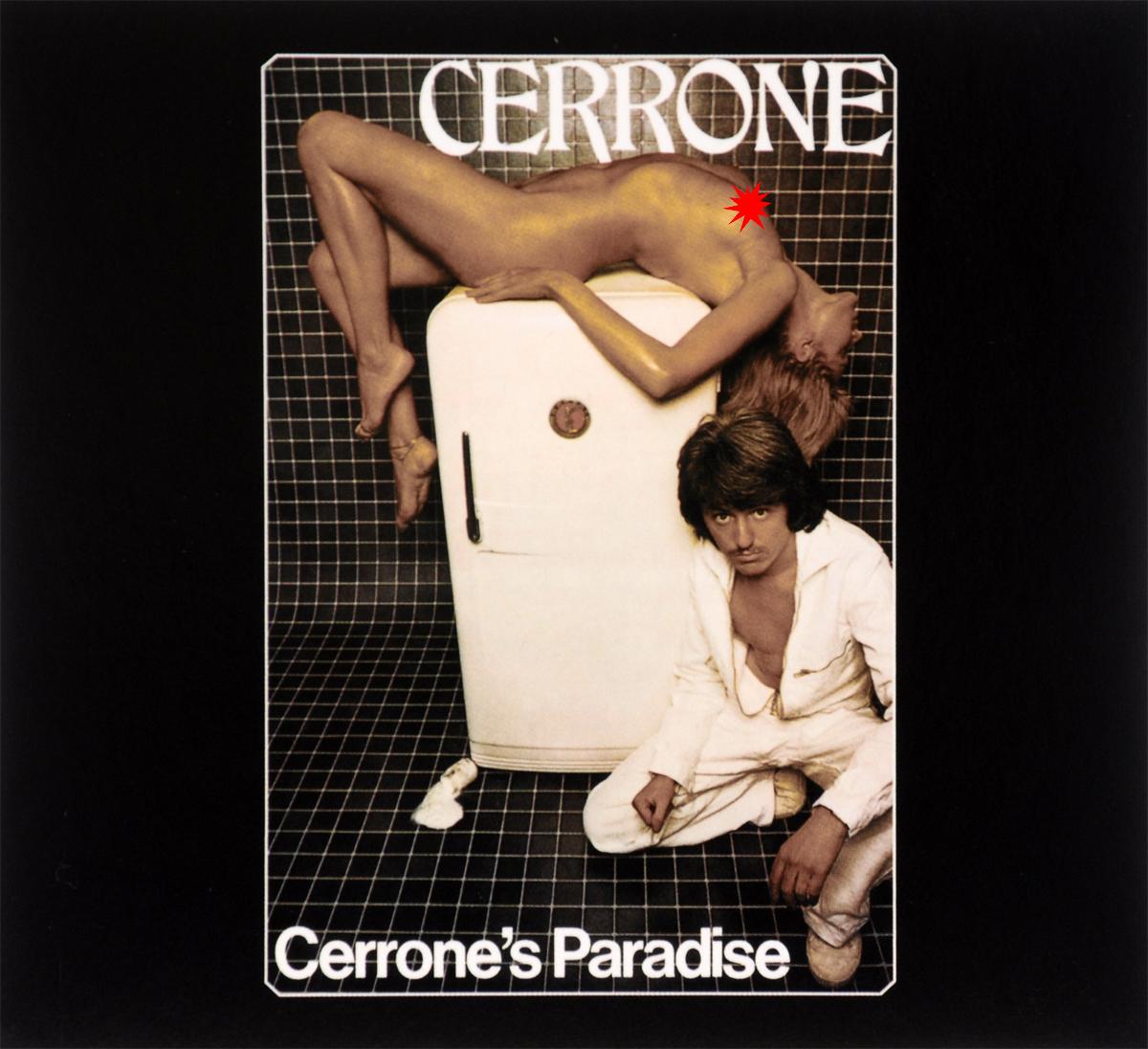 Cerrone. Cerrone's Paradise 2014 Audio CD