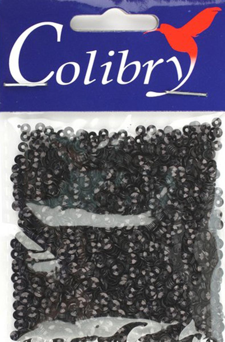 Пайетки граненые голографические Colibry, 3мм. S02-68-C3S02-68-C3