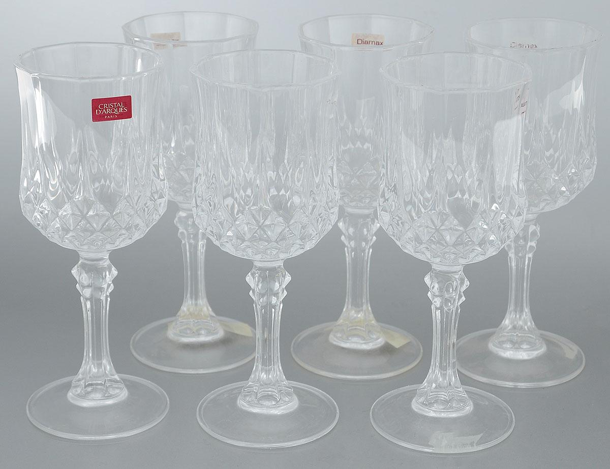 "Набор фужеров Cristal d'Arques ""Longchamp"", 120 мл, 6 шт"