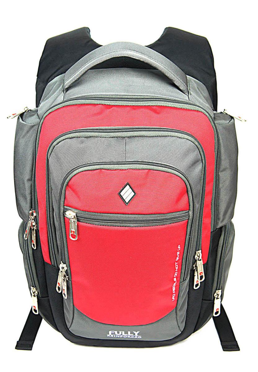 Рюкзак спортивный UFO people, цвет: серый, 19 л. 55305530Плотная спинка с мягкими вставками. Нагрудный фиксатор лямок. Усилевающие отстрочки АНТИРАЗРЫВ Уплотненное дно. Отделение для ноубука Плотные лямки-майка.