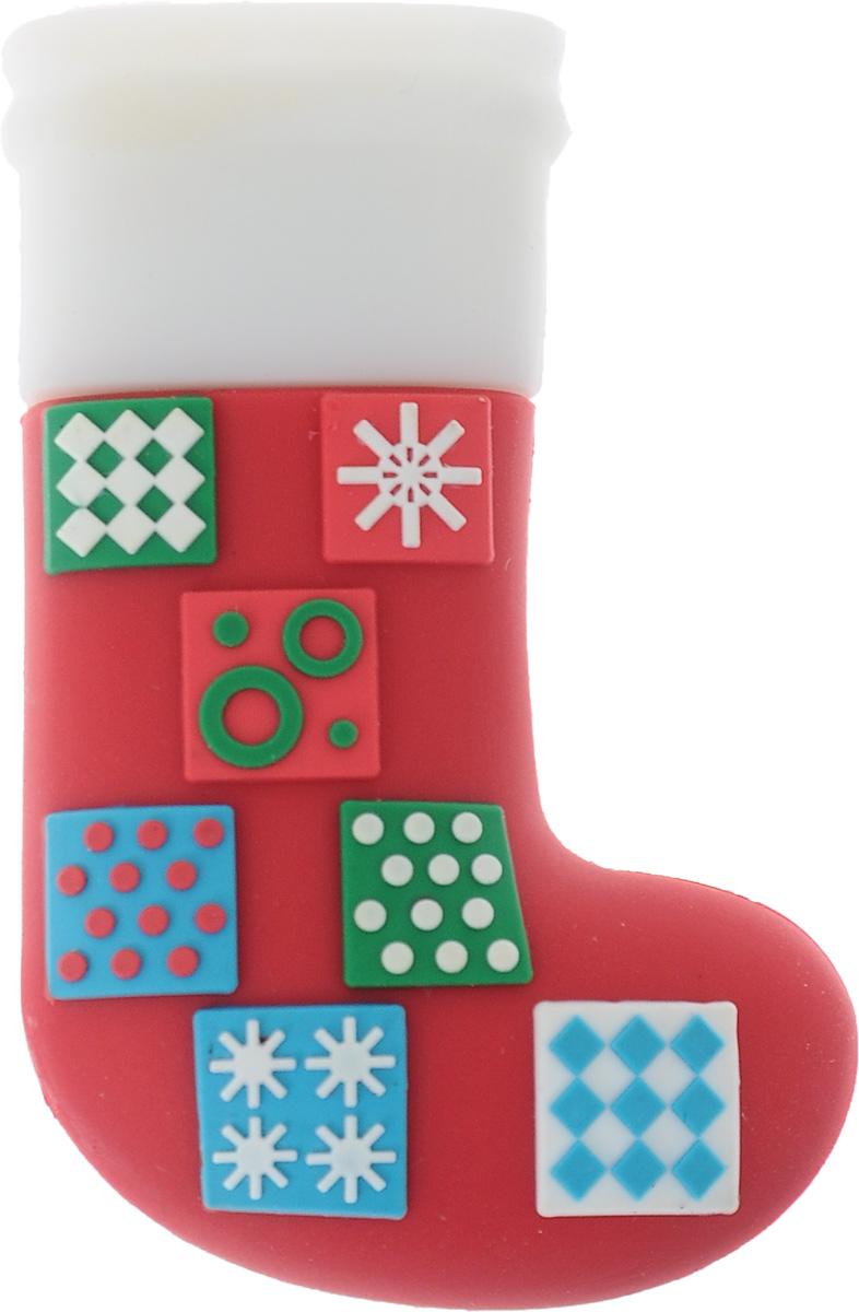 Hemline Устройство USB Рождественский носок, 2 GB, 1 шт. E102.12E102.12Размер: 50 х 16 х 20(35) мм