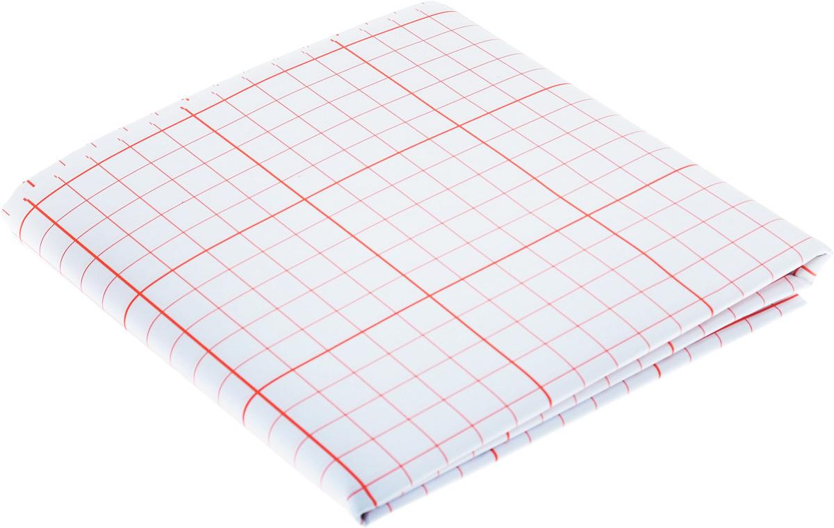 Разлинованная квадратами бумага Hemline, 87 х 61 см, 3 листа751Разлинованная квадратами бумага Hemline позволяет легко создавать оригинальные узоры и дизайны, выкройки, рисунки для аппликаций, шаблоны для пэчворка и квилтинга. Квадраты 5х5 см отмечены полужирной линией; обычными линиями отмечены квадраты 1х1 см.
