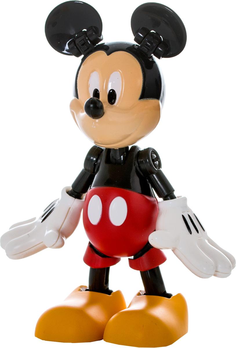 EggStars Яйцо-трансформер Микки Маус84665Микки Маус - пожалуй, самый известный персонаж Дисней во всем мире, кроме того, он является талисманом компании Walt Disney. Он из тех персонажей, которым можно было бы подражать. Героя никогда не покидает оптимизм, он постоянно попадает в какие-либо передряги, однако смекалка и смелость помогают ему справляться с различными трудностями. Мышонок одет в красные шорты с белыми пуговицами, желтые ботинки и белые перчатки. Фигурку Микки можно трансформировать. Ваш малыш сможет собирать и разбирать игрушку самостоятельно, в игровой форме получая навыки простой трансформации одного предмета в другой, тренируя моторику пальчиков, совершенствуя логическое мышление и память. Яйцо-трансформер EggStars Микки Маус легко преображается в веселого мышонка и обратно.
