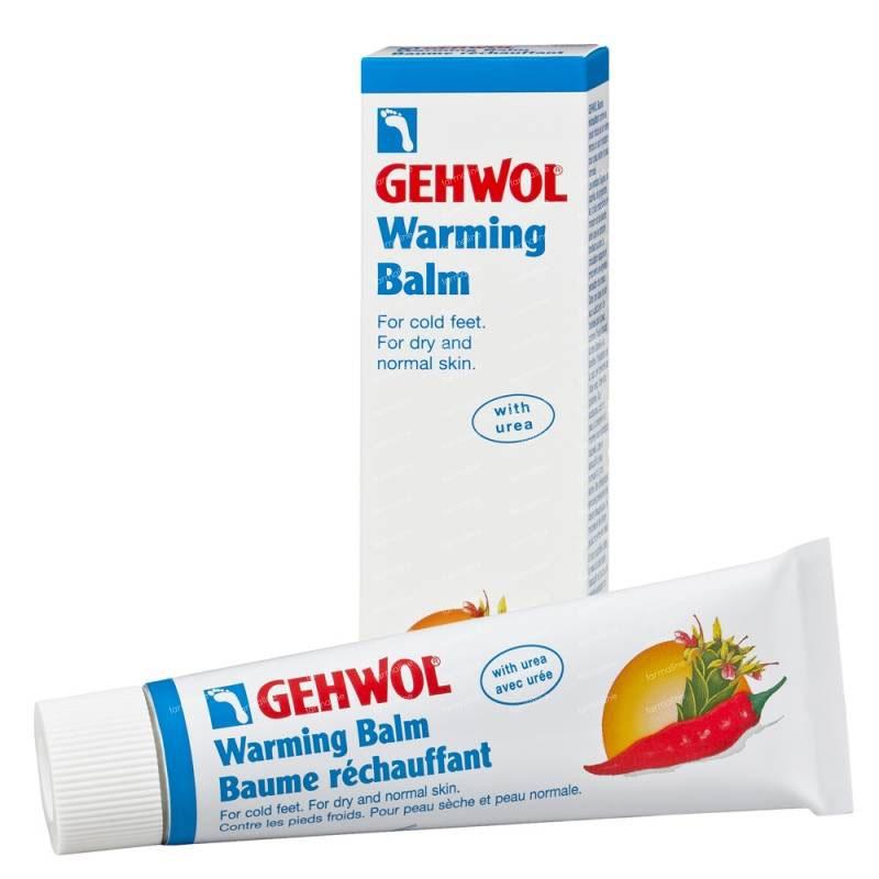 Gehwol Warming Balm - Согревающий бальзам для ног 75 мл