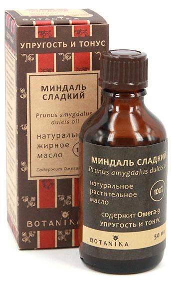 "Botanika Жирное масло ""Сладкий миндаль"", 50 мл 00007867"
