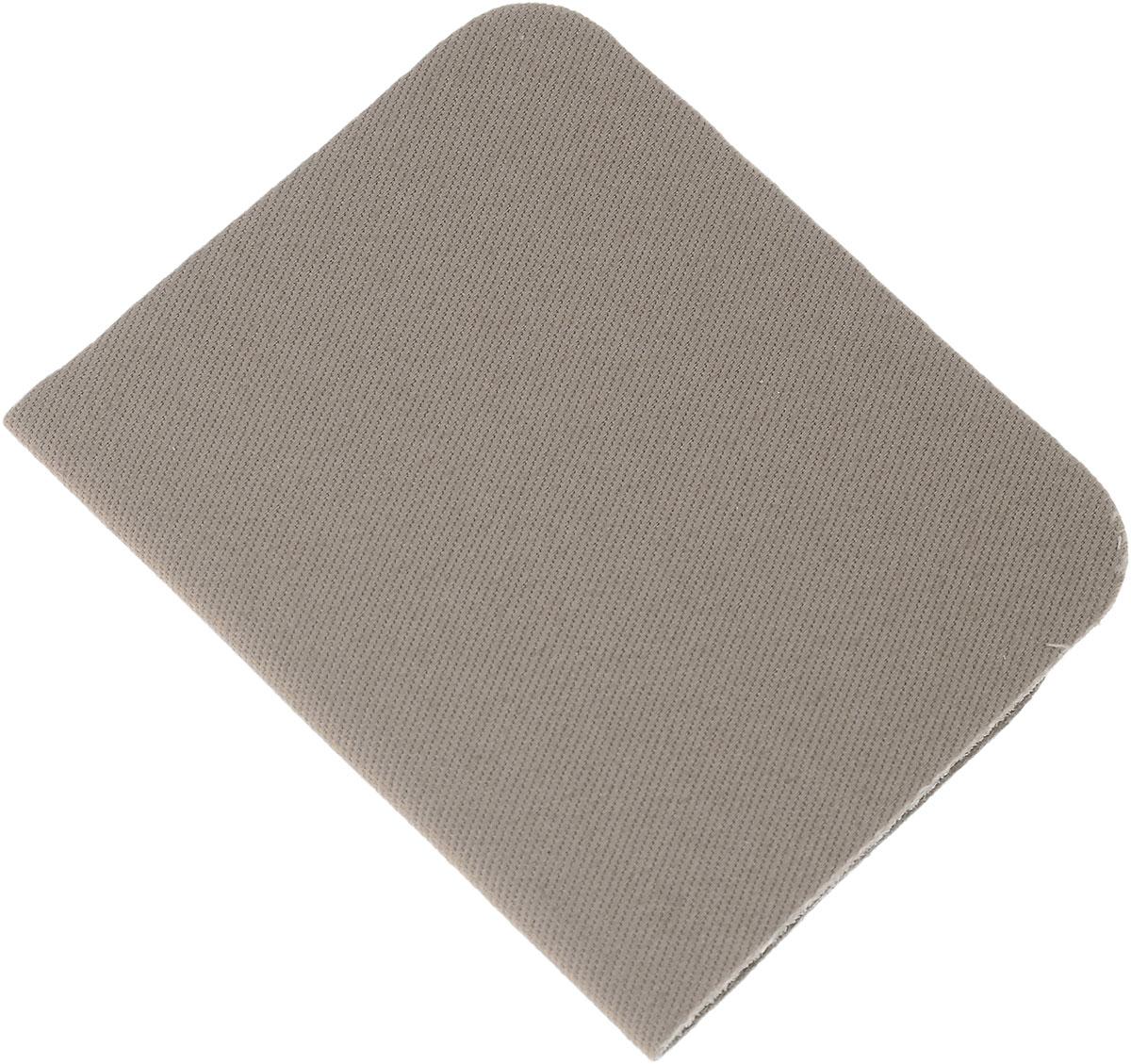Термозаплатка Hemline, цвет: темно-бежевый, 10 х 15 см, 2 шт690.FТермозаплатки Hemline применяются для отделки и ремонта предметов одежды, домашнего текстиля и аксессуаров. Не предназначены для пластика, нейлона, вискозы. Термозаплатки изготовлены из поликоттона (хлопок/полиэстер). Прикрепляются с помощью утюга. Размер заплатки: 10 х 15 см.
