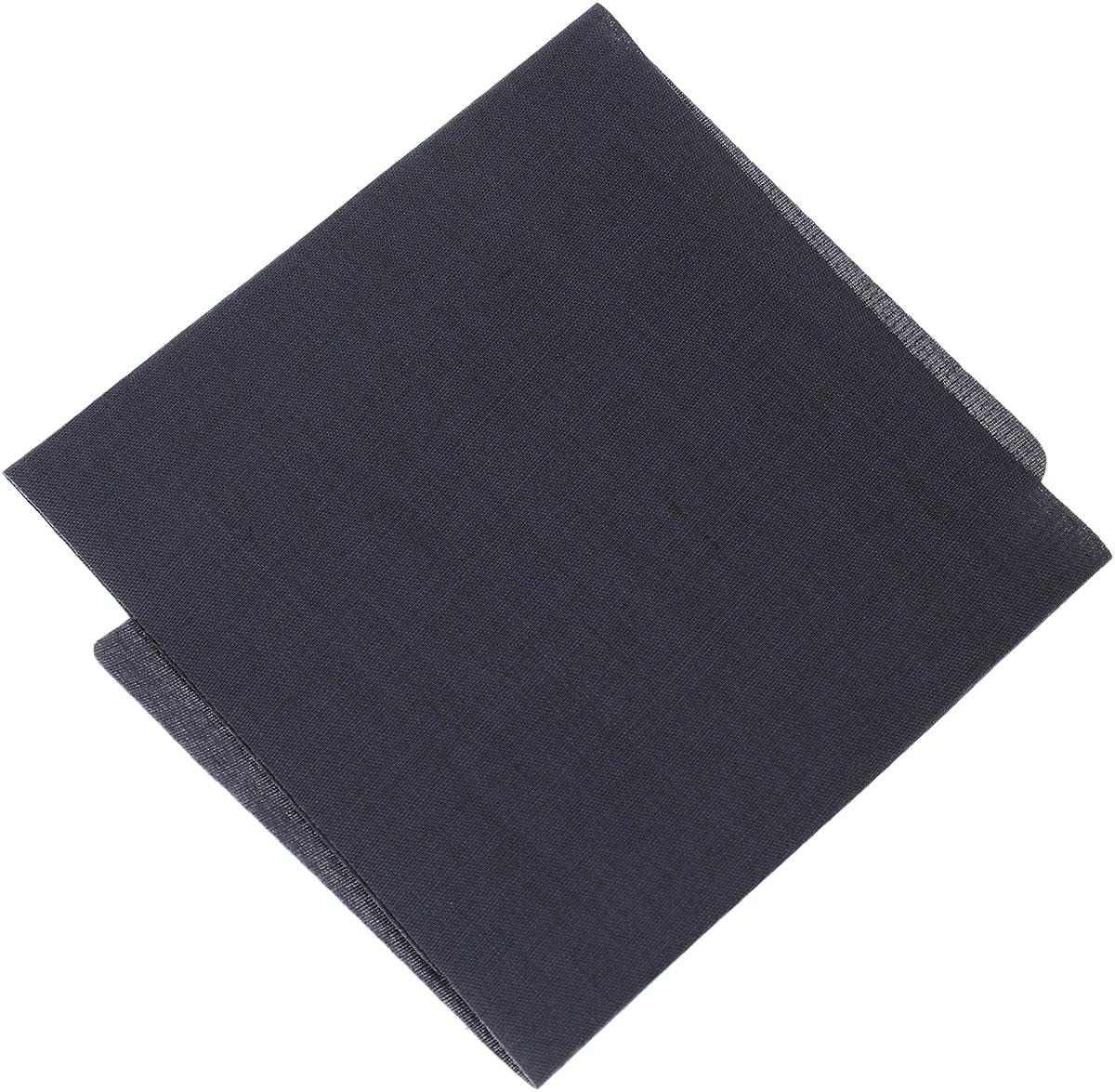 Термозаплатка Hemline, цвет: темно-серый, 24 х 9 см691.DGТермозаплатка Hemline, изготовленная из поликоттона (хлопок, полиэстер), применяется для отделки и ремонта предметов одежды, домашнего текстиля и аксессуаров. Не предназначена для пластика, нейлона и вискозы. Прикрепляется с помощью утюга.