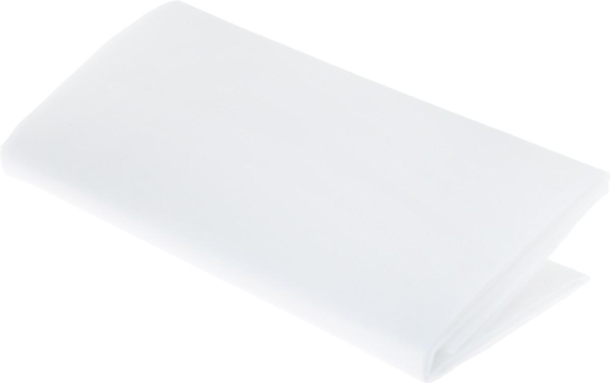 Стабилизатор клеевой Hemline, 90 х 50 см841Клеевой стабилизатор Hemline, изготовленный из нетканого материала с клеевым слоем (100% полиэстер), используется для временного закрепления и стабилизации ткани при аппликации, машинной вышивке и шитье, особенно на эластичных тканях. Также применяется для переноса рисунка на стеганые изделия и для пэчворка. Подходит для всех видов тканей. Легко удаляется с ткани при необходимости. Прикрепляется к ткани с помощью утюга.