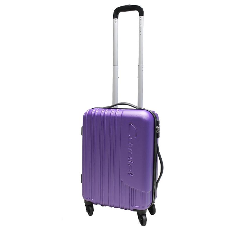 Чемодан-тележка Cavalet MALIBU Luggage, 32 л, цвет: фиолетовый. 858-50-59858-50-59Cavalet MALIBU Luggage collection. Чемодан-тележка на 4-х колесах. Вес 2,8кг. Объем 32л. Все товары компании изготавливаются из высококачественных материалов и проходят строгий контроль качества.