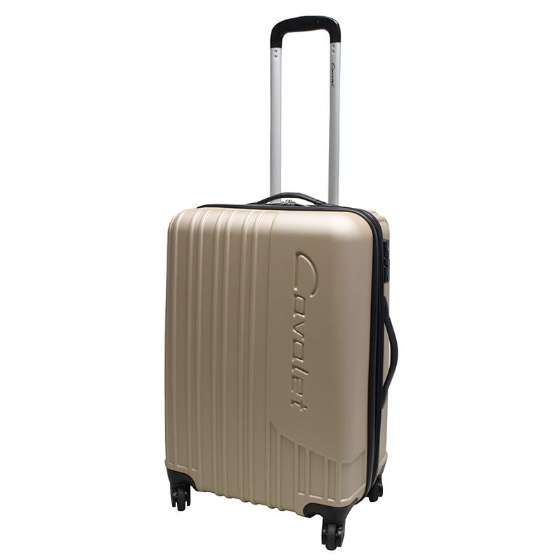 Чемодан-тележка Cavalet MALIBU Luggage, 75+14 л, цвет: бронза. 858-60-26858-60-26Cavalet MALIBU Luggage collection. Чемодан-тележка на 4-х колесах с расширением 5 см. Вес 4,1кг. Объем 75-89л. Все товары компании изготавливаются из высококачественных материалов и проходят строгий контроль качества.