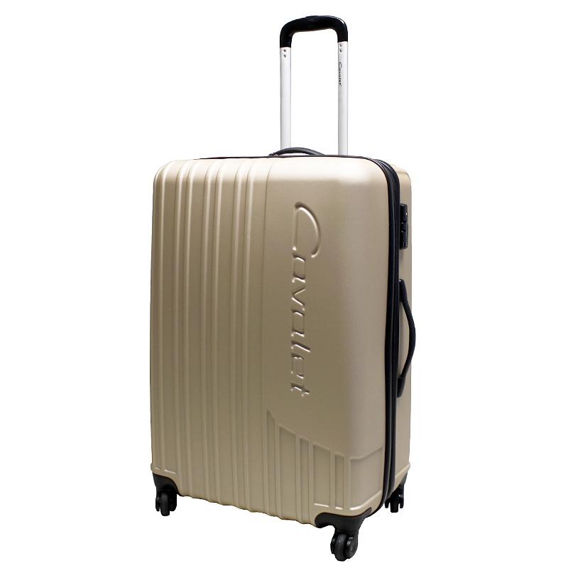 Чемодан-тележка Cavalet MALIBU Luggage, 103+20 л, цвет: бронза. 858-70-26858-70-26Cavalet MALIBU Luggage collection. Чемодан-тележка на 4-х колесах с расширением 5 см. Вес 4,6кг. Объем 103-123л. Все товары компании изготавливаются из высококачественных материалов и проходят строгий контроль качества.