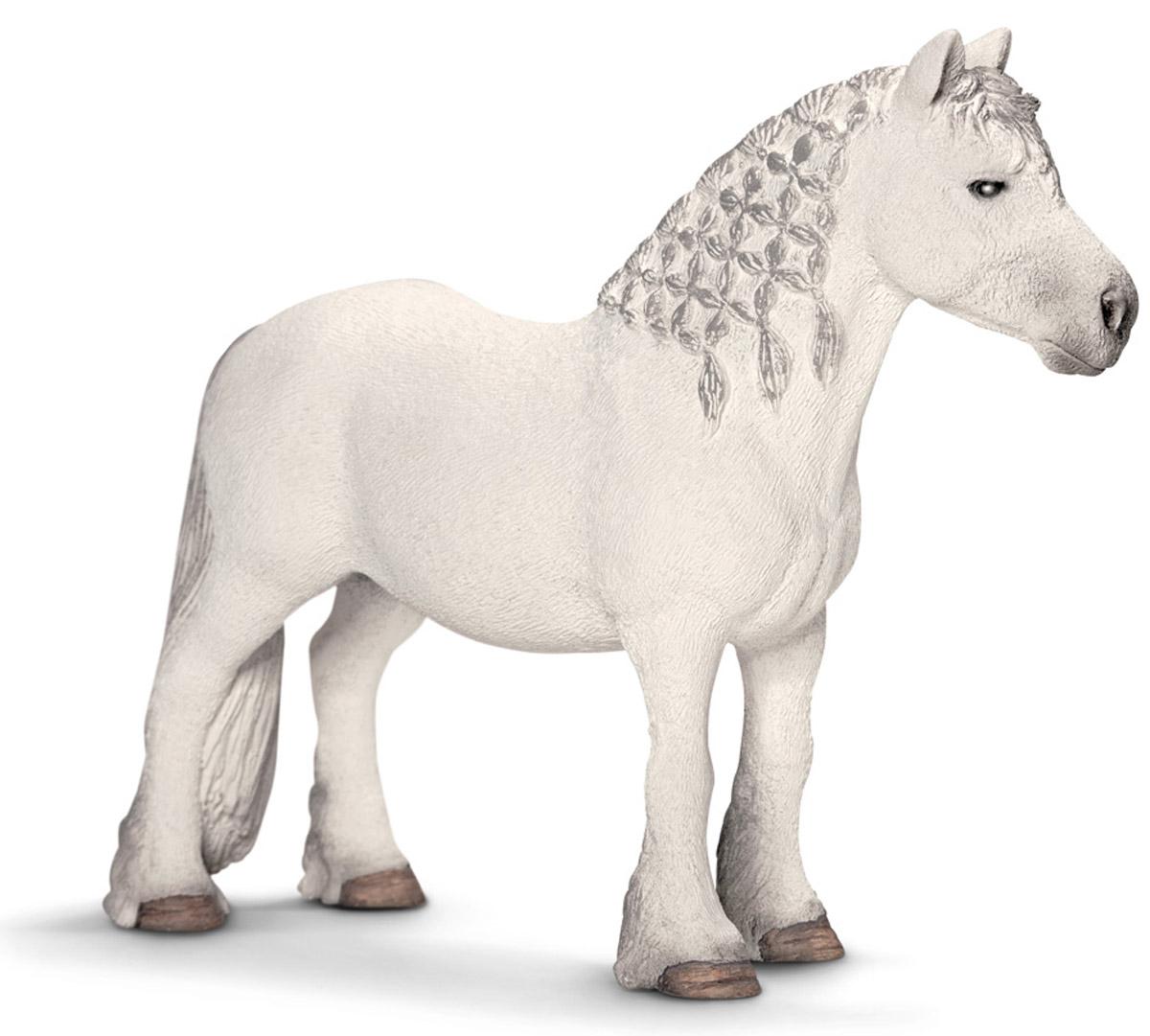 Schleich Фигурка Жеребец горного пони13739Фигурка Schleich Жеребец горного пони выполнена из каучукового пластика, каждая фигурка раскрашивается вручную. Горный пони (Фелл) - английский пони с вытянутым туловищем на коротких ногах. Эта порода традиционно обитает в Озерном крае в Англии. У пони длинная, роскошная грива, их очень любят использовать в качестве детских развлечений, дети просто обожают кататься на этих очаровательных маленьких лошадках. Реалистичные фигурки Schleich детально точно воспроизводят настоящих животных, обитателей различных стран. Ребенок сможет изучать особенности их строения, поведения и питания. Фигурки Schleich - превосходный педагогический материал для использования дома и в образовательных учреждениях.