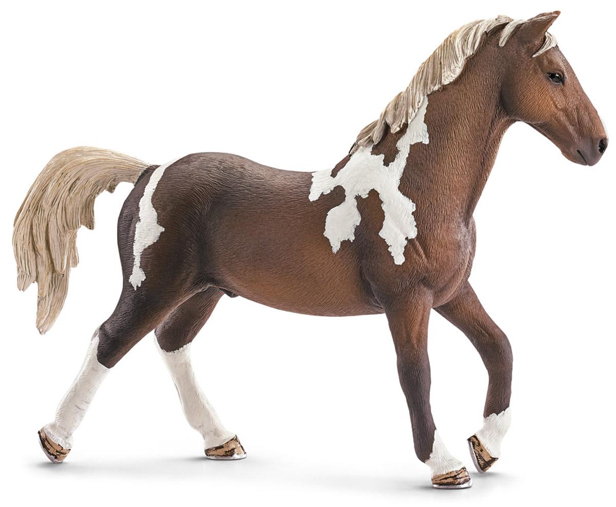 Schleich Фигурка Тракененский жеребец13756Великолепная фигурка Schleich Тракененский жеребец непременно понравится вашему ребенку и разнообразит его игру с лошадьми Schleich. Тракененская порода лошадей является чистокровной породой верховой лошади и настоящим идеалом для современной спортивной езды. Они очень талантливы и легко поддаются дрессировке. Тракененская порода лошадей достигает в высоту 160 см и бывает самых разных расцветок. Фигурка изготовлена из гипоаллергенных высокотехнологичных материалов, раскрашена вручную и не вызывает аллергии у ребенка.