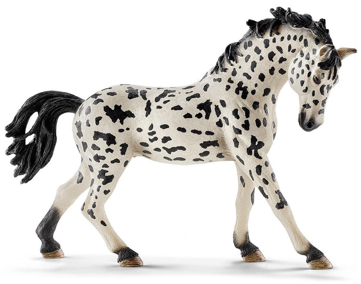 Schleich Фигурка Кобыла Кнабструппер13769Яркая фигурка Schleich пятнистой лошади породы Кнабструппер обязательно понравится вашему ребенку и разнообразит его игру с лошадями Schleich. Порода лошадей Кнабструппер возникла в Дании и отличается прекрасной маневренностью, в связи с чем, их хотели использовать в качестве приемников тяжелых вооруженных коней. Сейчас эта порода широко применима для выездок и занятий верховой езды. Окрас лошадей породы Кнабструппер очень яркий, и специалисты выделяют пять цветовых вариантов пятен. Все фигурки Schleich выполнены из гипоаллергенных высокотехнологичных материалов, раскрашены вручную и не вызывают аллергии у ребенка. Прекрасно выполненные фигурки отличаются высочайшим качеством игрушек ручной работы. Все они создаются при постоянном сотрудничестве с Берлинским зоопарком, а потому являются максимально точной копией настоящих животных. Каждая фигурка разработана с учетом исследований в области педагогики и производится как настоящее произведение для маленьких детских ручек.