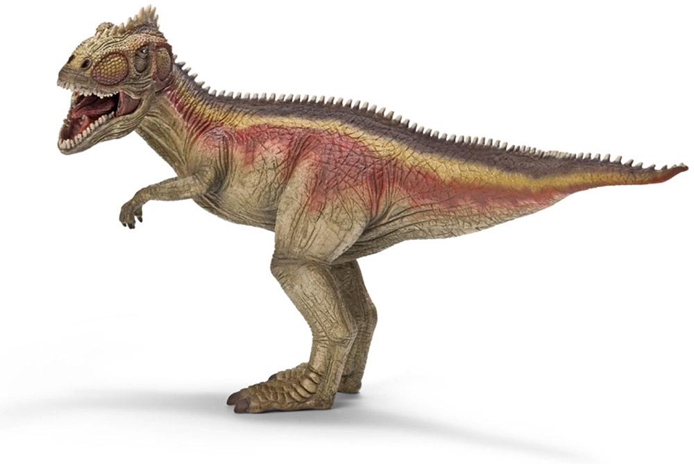 Schleich Фигурка Гигантозавр 1451614516Гигантозавры жили в юрском периоде в доисторическое время. Свое название они получили от слова Gigantosaurus, что в переводе с латинского языка означает гигантская ящерица. Гигантозавры - спокойные, мирные животные. Их красивая шея по длине размером с локомотив. Как все ящерицы, гигантозавры опираются на четыре лапы и имеют очень длинный хвост. Передвигались они медленно и только в поисках свежей зелени и воды. Из-за этого, а также из-за своих больших размеров, гигантозавры часто становились добычей хищных динозавров того периода. Фигурка Schleich Гигантозавр имеет подвижную нижнюю челюсть.