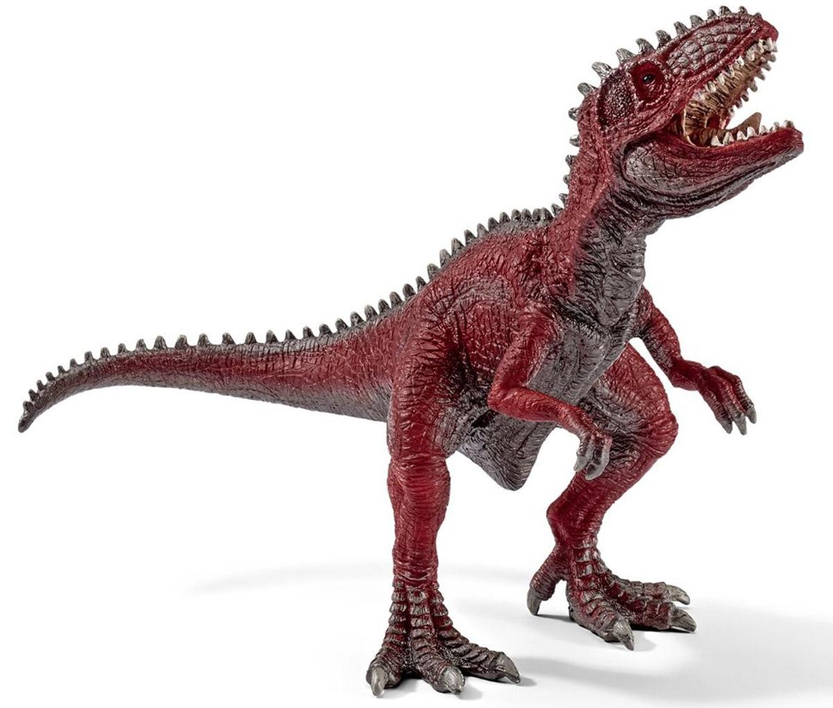 Schleich Фигурка Гигантозавр 1454814548Гигантозавр - гигантский динозавр мелового периода. Фигурка этого удивительного мощного динозавра приведет в восторг каждого ребенка или опытного коллекционера. Фигурка Schleich Гигантозавр выполнена очень детально, модель разработана совместно с биологами и очень похожа на прототип. Все фигурки Schleich выполнены вручную с прорисовкой мельчайших деталей с передачей текстуры и оттенков. Игрушка выполнена из гипоаллергенного пластика, безопасного для здоровья ребенка.