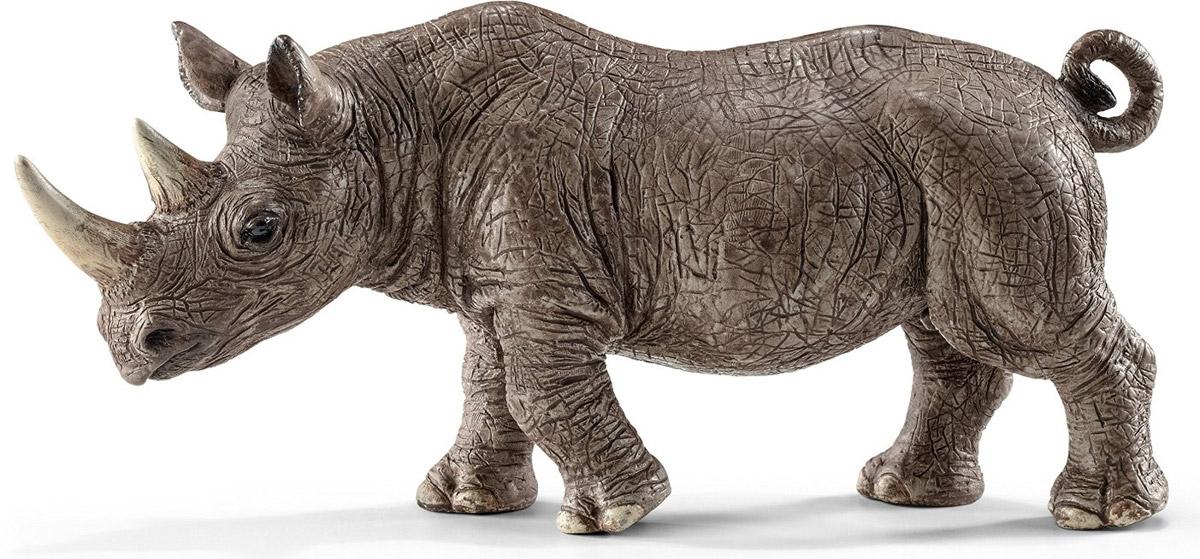 Schleich Фигурка Носорог14743Фигурка Schleich Носорог - реалистичная фигурка, которая удивит как юных любителей животных, так и опытных коллекционеров. Фигурка выполнена в сером цвете. У носорога большие и грозные рога, крупная голова и маленькие ножки. Детально проработанное тело удивляет реалистичностью. Великолепно выполненное животное никого не оставит равнодушным, многие будут увлеченно собирать игрушечных животных, дети с удовольствием будут разыгрывать сцены с участием зверей.