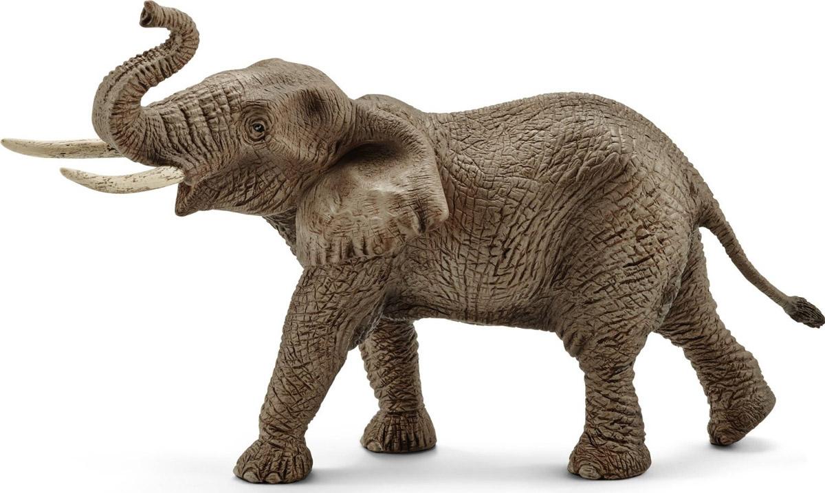 Schleich Фигурка Африканский слон14762Африка - континент больших табунов, опасных хищников, серых великанов и невообразимого разнообразия видов. Африканский слон - самое крупное животное на земле. Интересная особенность - у африканского слона - 4 пальца на передних ногах и 5 на задних. С помощью своего длинного и гибкого хобота африканские слоны общаются друг с другом через осязание и обоняние. Фигурка Schleich Африканский слон порадует всех маленьких любителей животных и станет достойным дополнением коллекции диких животных. Фигурки Schleich выполнены из безопасного для здоровья детей каучукового пластика с максимальной точностью, каждая фигурка раскрашивается вручную. Реалистичные фигурки детально точно воспроизводят настоящих животных, обитателей различных стран. Ребенок сможет изучать особенности их строения, поведения и питания. Фигурки Schleich - превосходный педагогический материал для использования дома и в образовательных учреждениях.