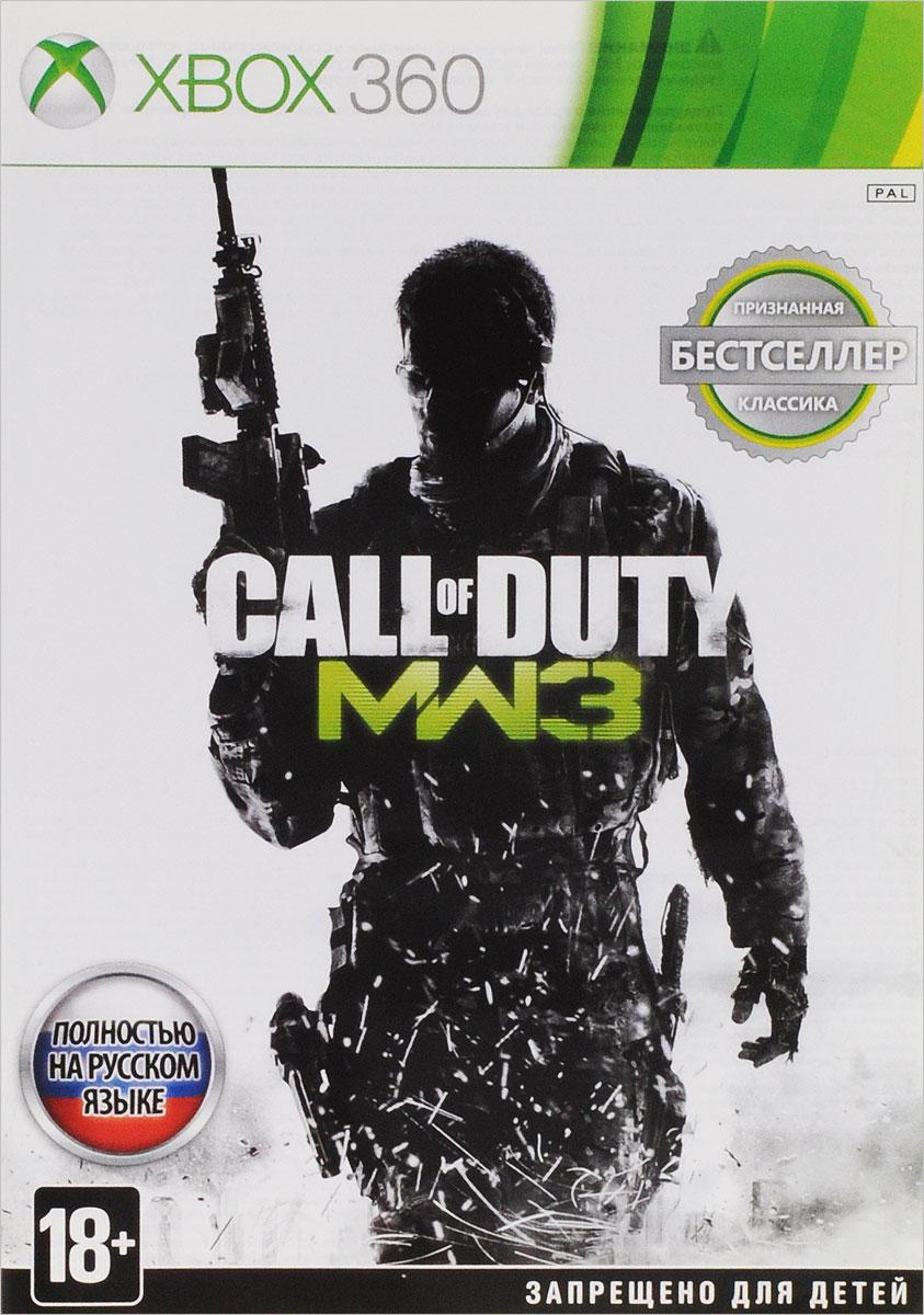 Call Of Duty: Modern Warfare 3. ClassicsЭту игру ждали. На нее надеялись и молились миллионы фанатов. Самый популярный шутер всех времен готов открыть новую эпохальную страницу в истории легендарной серии Call of Duty! Вас ожидает новое столкновение с кошмарным террористом Макаровым и его зловещей организацией, которая готова сеять смерть и разрушение по всему миру. В борьбе с подобными злодеями все средства хороши, особенно если в ваших руках - самое современное оружие и снаряжение, доступное только элитным бойцам отрядов особого назначения. Уникальные приемы, использованные разработчиками из студий Infinity Ward и Sledgehammer Games, а также творческий подход сотворили настоящий шедевр, готовый затмить все предыдущие достижения франшизы. А если вам больше по нраву сетевые баталии, то инновационный онлайновый сервис Call of Duty Elite подарит новые безграничные возможности. Подробная статистика, множество кланов и групп по интересам, возможность с легкостью выбрать подходящих соперников, участие в...