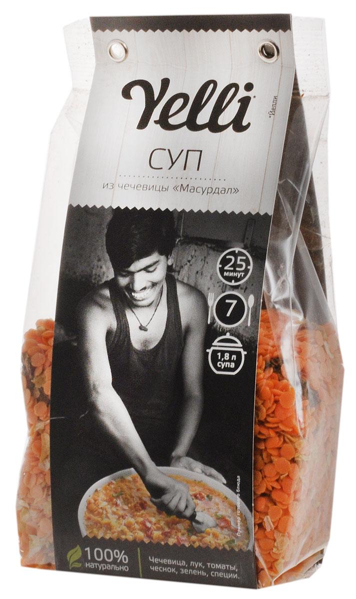 Суп из чечевицы индийский