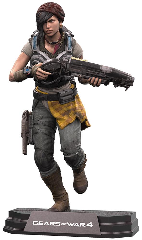 Gears of War 4. Фигурка Kait Diaz xbox one gears of war 4 ultimate